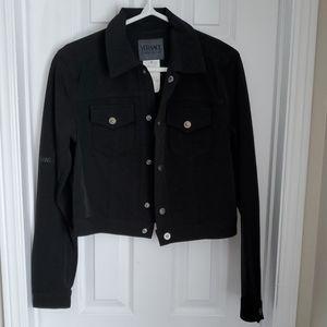 Versace Jean's Couture Black Vintage Light Jacket
